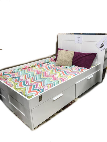 Storage Full Bed