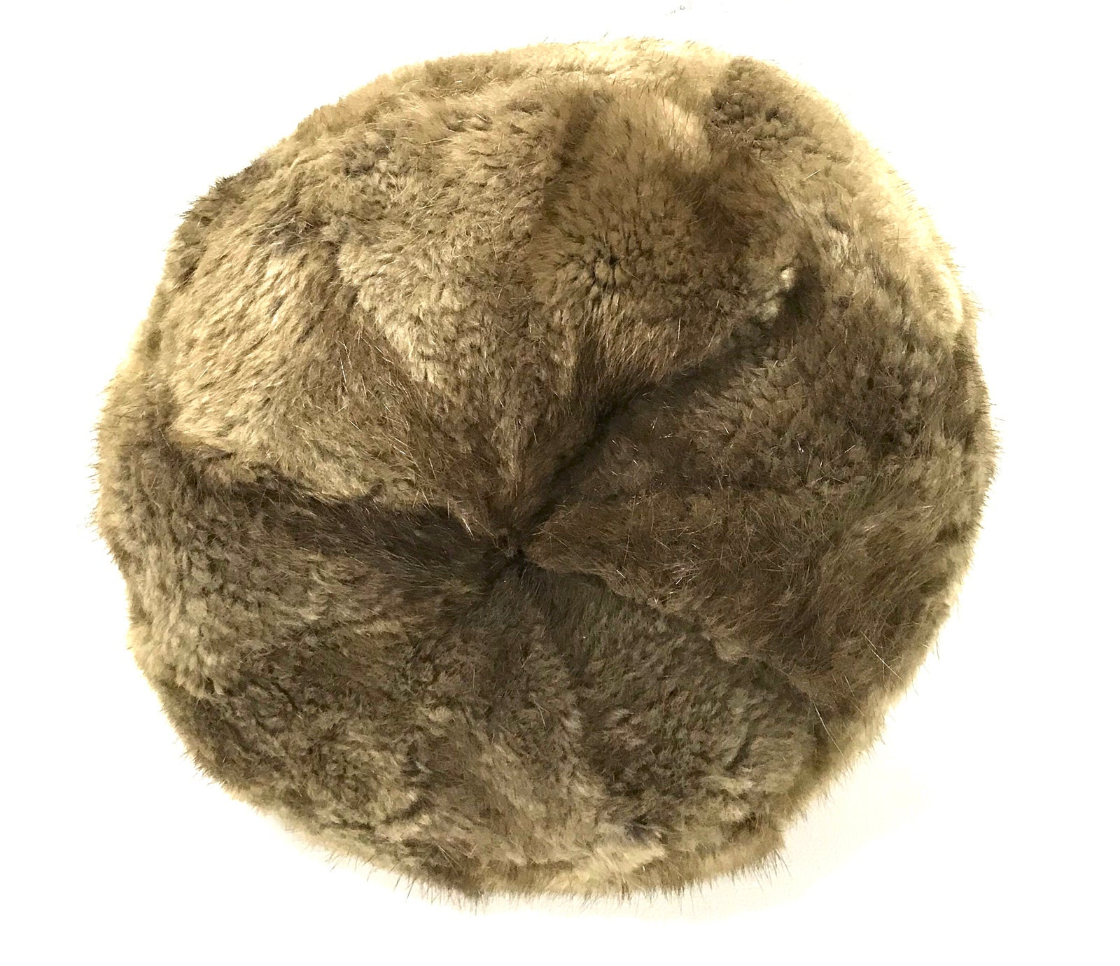 Raccoon Hat and Muff Set
