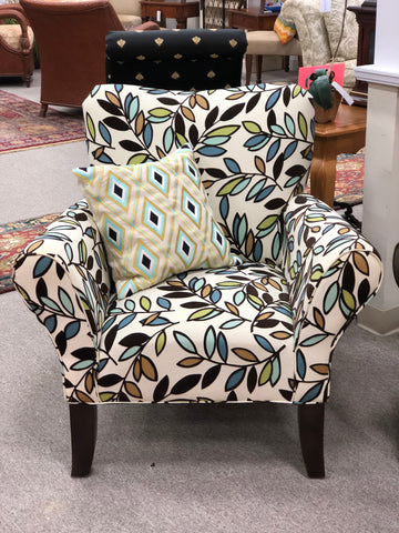 Silk Accent Chairs