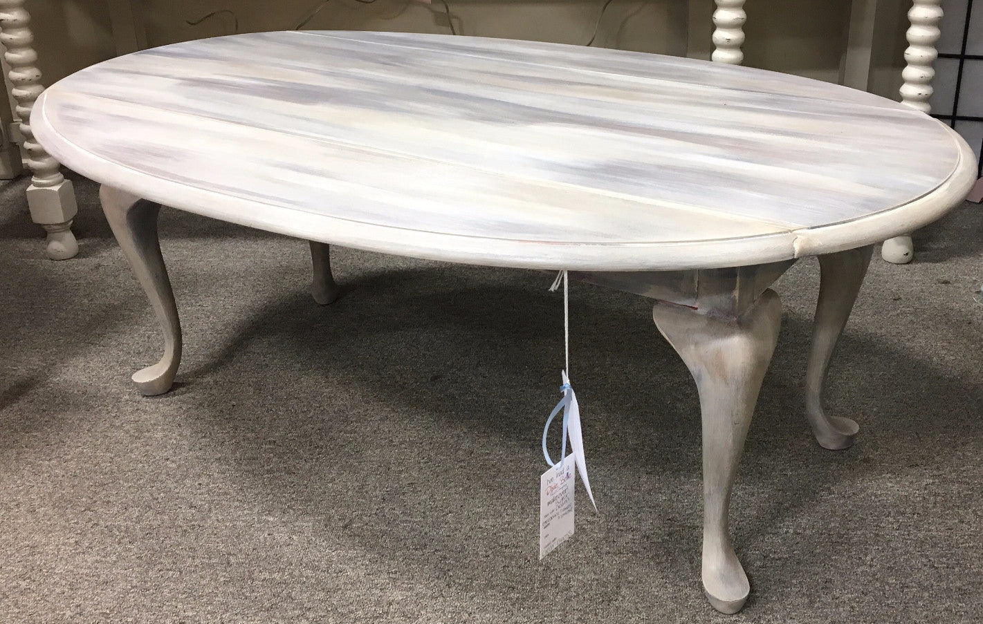 Hand Painted Coffee Table ...