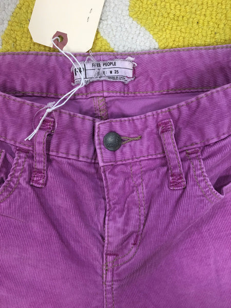 Free People Chords Size: 25
