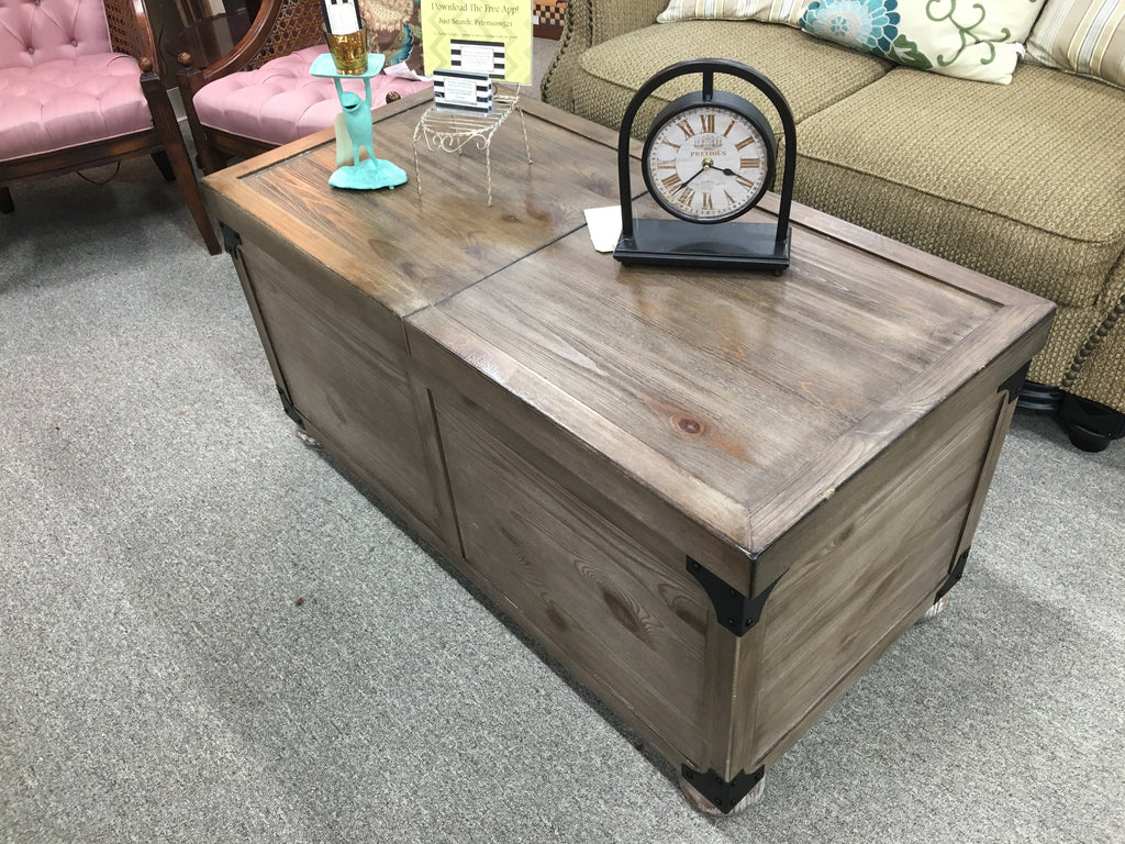 Storage Coffee Table