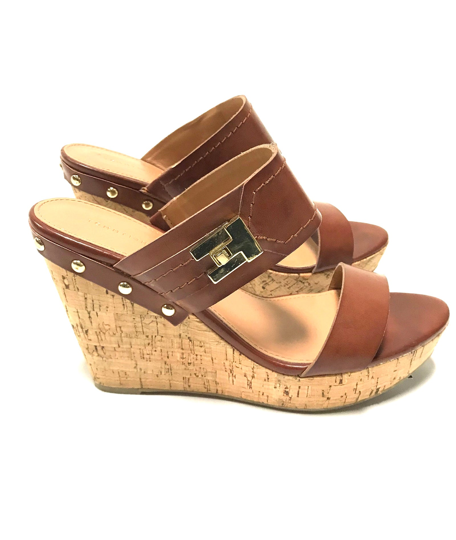 Tommy Hilfiger Wedges (6.5)