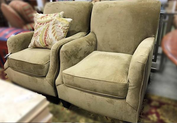 Single Kincaid Club Chair