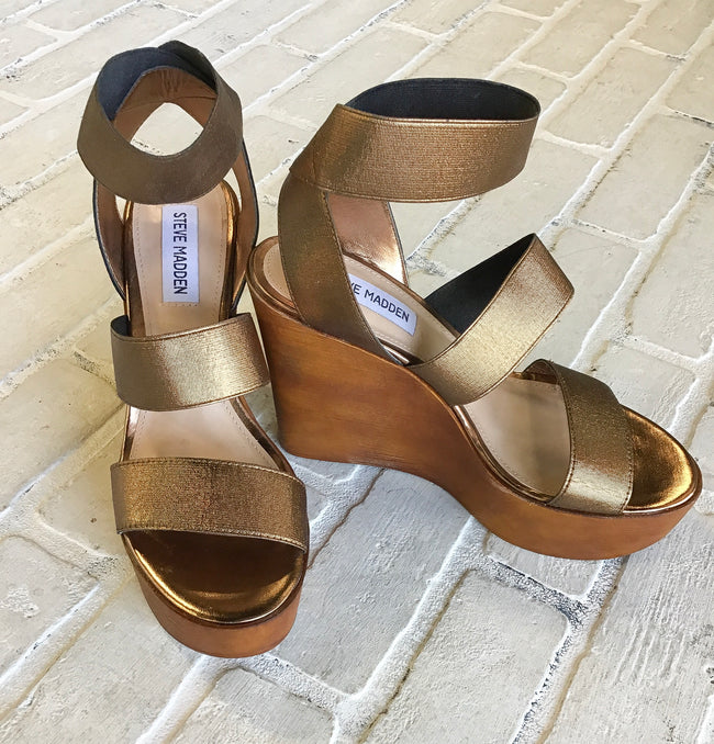 Steve Madden Wedges (7.5)