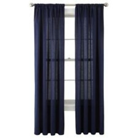 Holden Grommet-Top Panel- Bold Navy