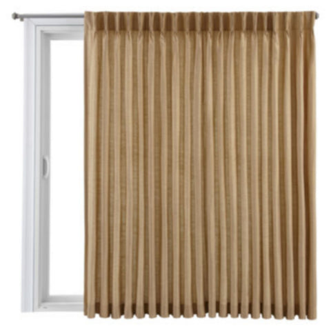 Supreme Patio Door Panel- Soft Gold