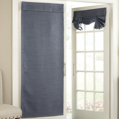 Bryson French Door Panel- Blue