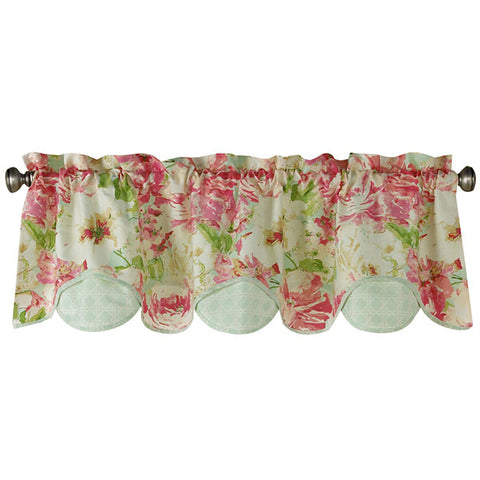 Fresh Picked Valance- Petal