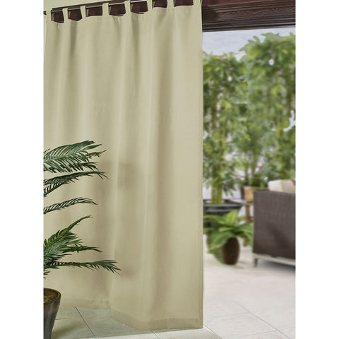 Matine Tab-Top Indoor/Outdoor Panel- Ivory