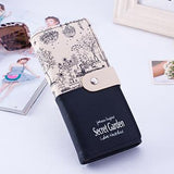 JB Secret Garden Wallet - Owlizh