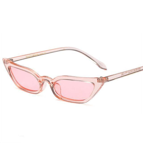 Neon Rage Sleek Sunglasses-Sunglasses-Owlizh-Pink-Owlizh