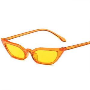 Neon Rage Sleek Sunglasses - Owlizh