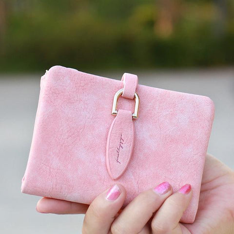 On The Go Wallet-Wallet-Owlizh-Pink-Owlizh