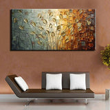 The Coming of Winter-Canvas Painting-Owlizh-40cm X 80cm-Owlizh