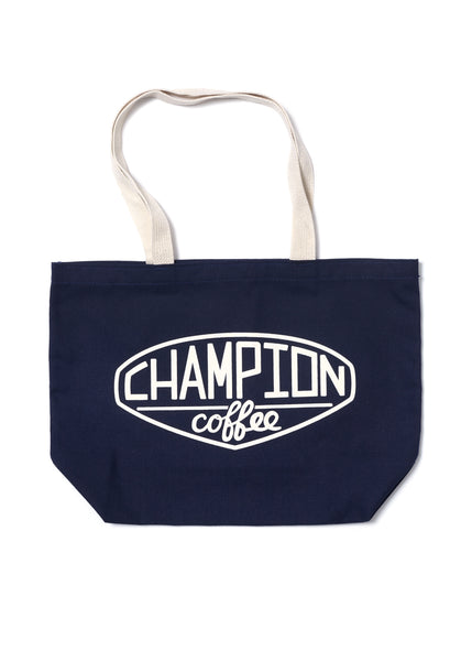 Navy Tote