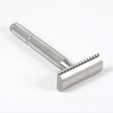 Colossus SE2 Single Edge Open Comb - Stainless Steel Safety Razor - Above the Tie