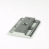 M1 - Stainless Steel Safety Razor Base Plate - Above the Tie