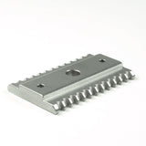 R2 Open Comb - Stainless Steel Safety Razor Base Plate - Above the Tie