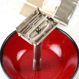Gillette Slim Adjustable Safety Razor & Case H-3 1962 - Above the Tie
