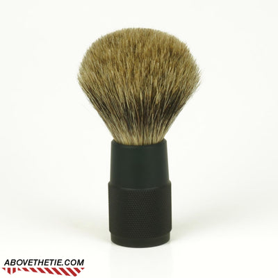 Above the Tie Aluminum Best Badger Shaving Brush - Above the Tie