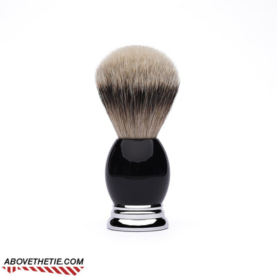 Above the Tie Silver Tip Badger Shaving Brush - Above the Tie