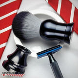 Above the Tie Aluminum Synthetic Shaving Brush - Above the Tie