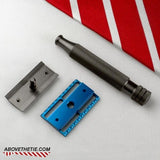 Calypso R1 - Aluminum Safety Razor - Above the Tie