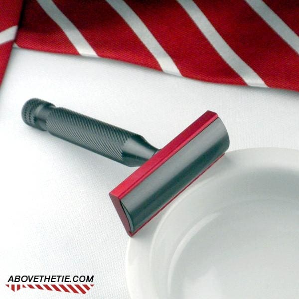 Calypso SE1 - Aluminum Single Edge Safety Razor - Above the Tie
