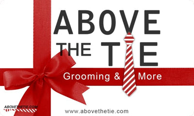 Gift Card - Above the Tie