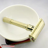 Gillette Slim Adjustable Safety Razor I-1 1963 - Above the Tie