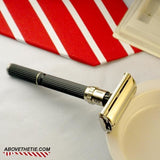 Gillette Super Adjustable Safety Razor & Case Z-2 1979 - Above the Tie