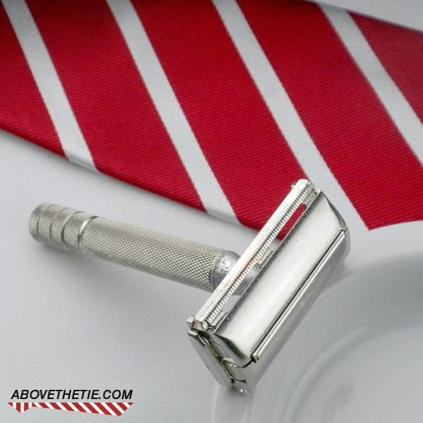 Gillette Super Speed Y-1 1953 - Above the Tie