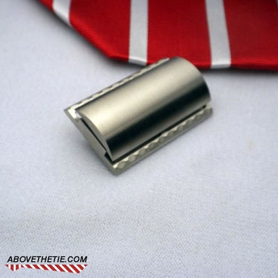H1 - Stainless Steel Safety Razor Head - Above the Tie