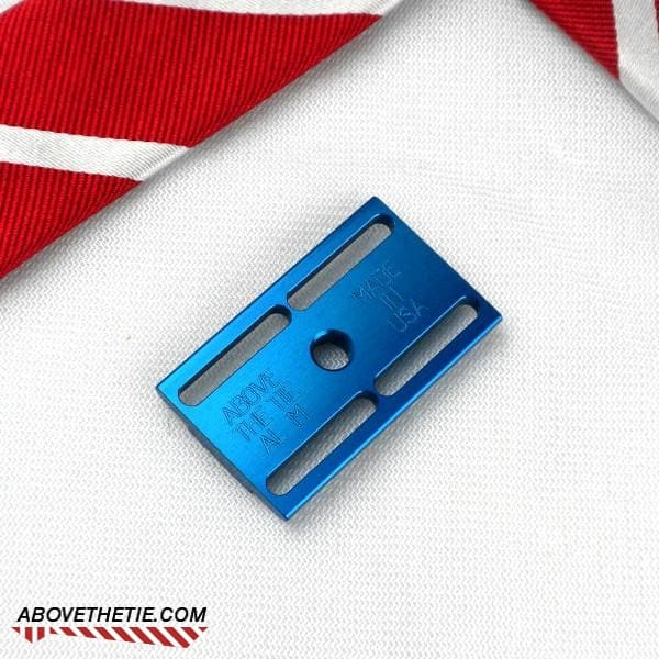 M1 - Aluminum Safety Razor Base Plate - Above the Tie