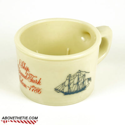Old Spice Shaving Mug 1964-1978 - Above the Tie