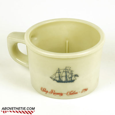Old Spice Shaving Mug 1970-1992 - Above the Tie
