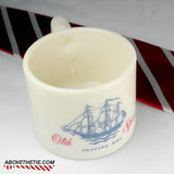 Old Spice Vintage Shaving Mug - Above the Tie