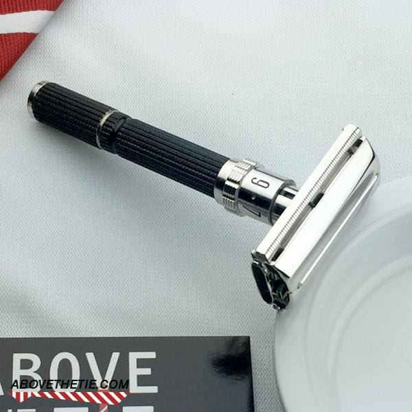 Rhodium Gillette Super Adjustable Long Handle - Above the Tie