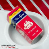 Vintage Old Spice After Shave Travel Size - Above the Tie