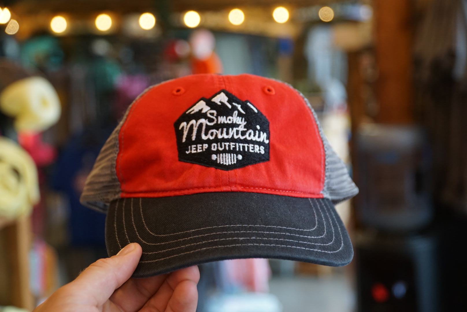Unstructured Richardson Logo Hat