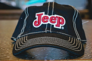 Jeep Embroidered Cap