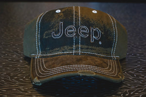 Graphic Jeep Hat
