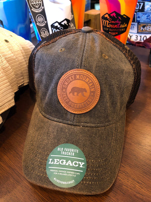 Legacy Patch Hat