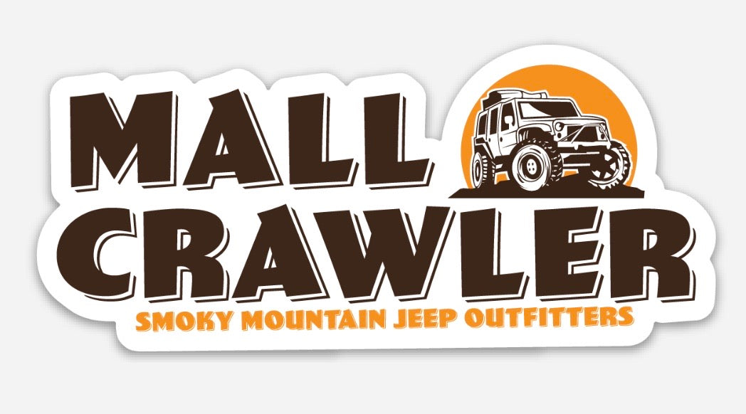 MALL CRAWLER DECAL
