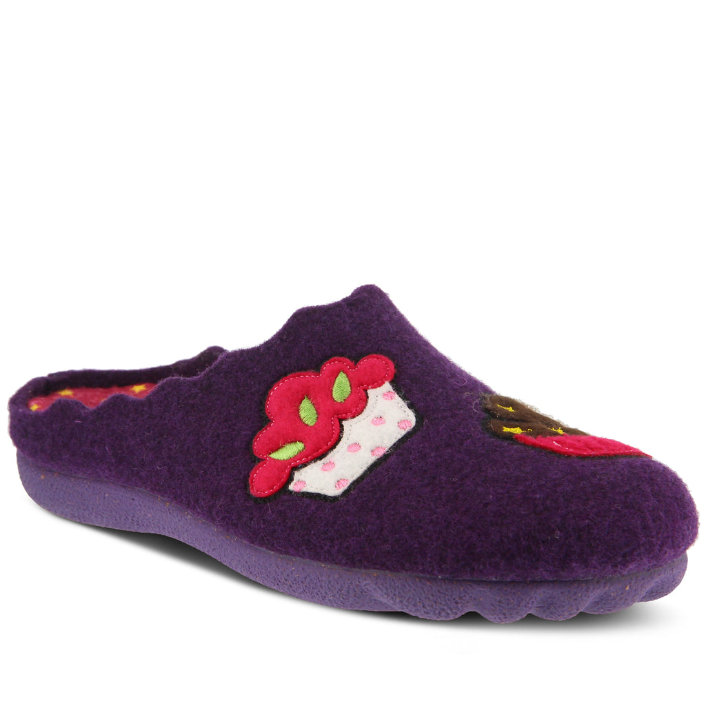 BIRTHDAY SLIPPER