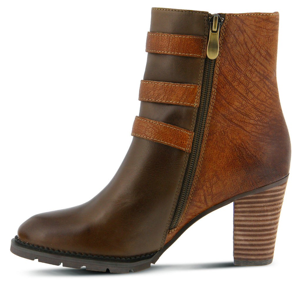 L'Artiste by Spring Step Bridie Pull-On Bootie 7oQt2I73D5