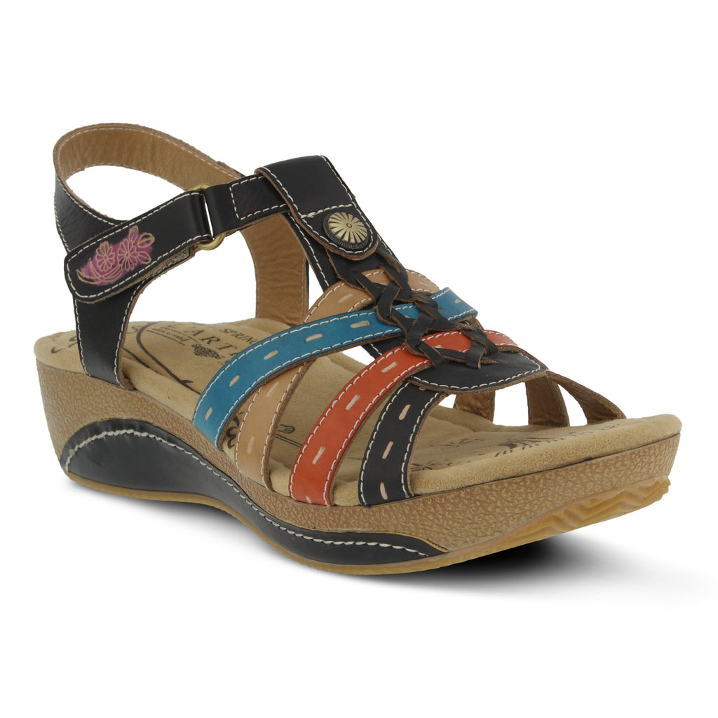 L'Artiste by Spring Step Cloe Strappy Sandal (Women's)
