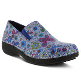 FERRARA BUTTERFLY FLOWER SLIP-ON SHOE