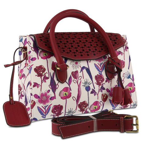 HB-ABSTRACT HANDBAGS